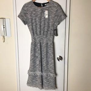 NWT NY&Co Tweed Sweater Dress